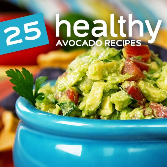 Healthy and unique avocado recipes for all meals…