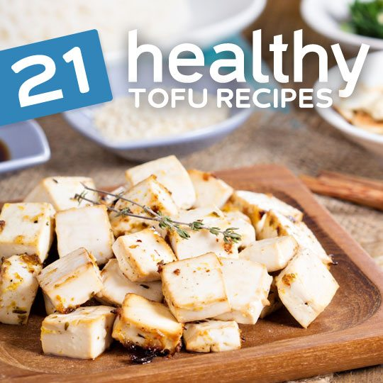 These are unique, healthy & delicious ways to enjoy tofu…