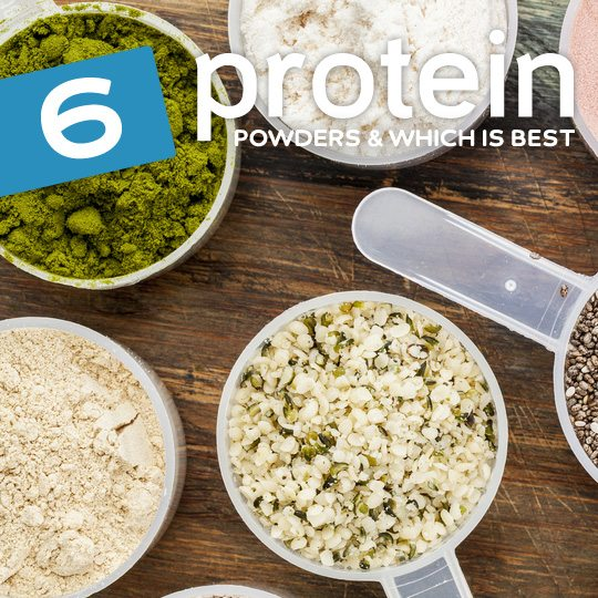 Learn about the different types of protein powder, which ones are safe and which one is best for your needs…