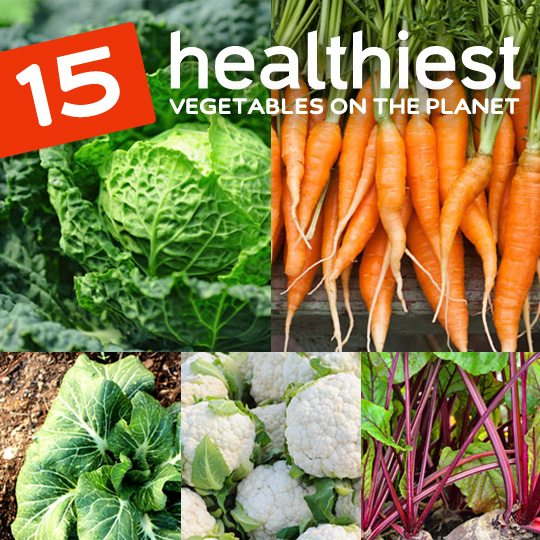 Eat more of these super vegetables to stay healthy, fit and happy…