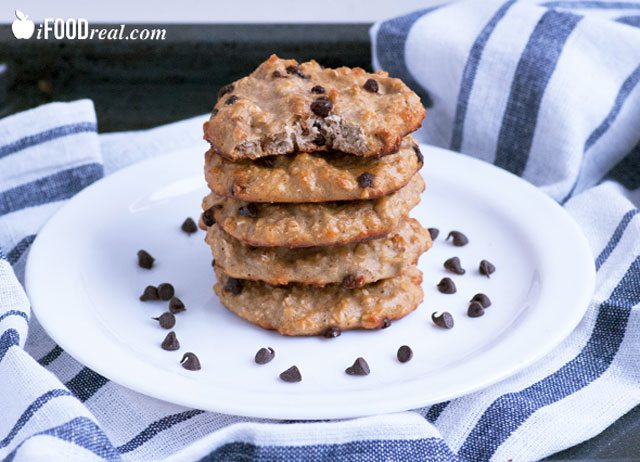 5 Ingredient Protein Cookies