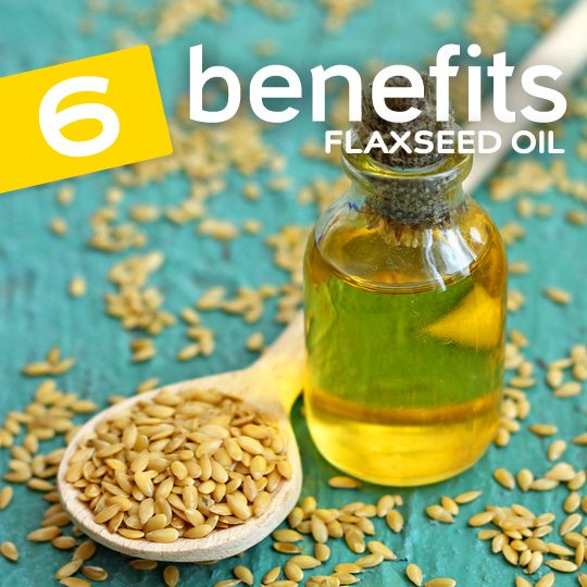 Flaxseed oil helps prevent heart disease, decreases inflammation and so much more…