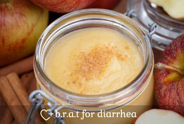 BRAT for Diarrhea
