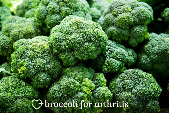 Broccoli for Arthritis