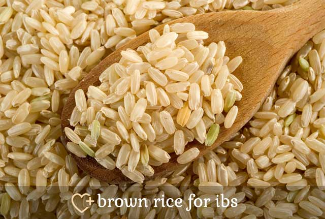 Brown Rice for Irritable Bowel Syndrome