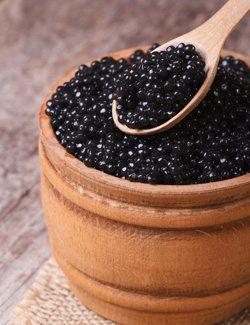 Caviar is High in Vitamin D