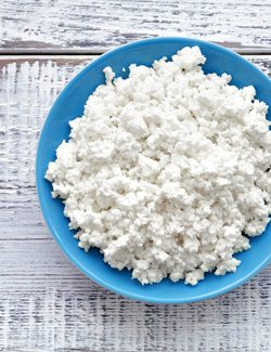 Cottage Cheese is Protein Rich