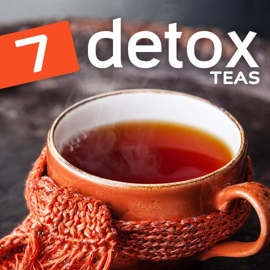 Drink more of these homemade detoxifying teas for vibrant health and a productive mind…