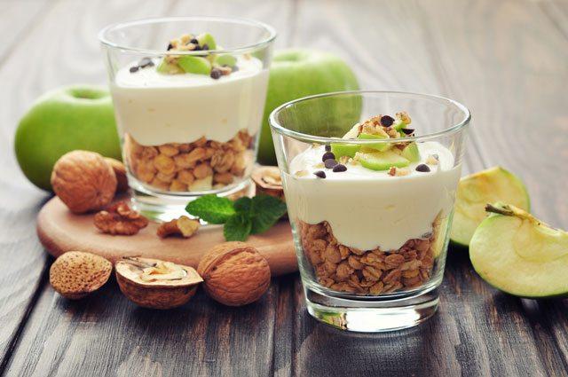 High Protein Yogurt Snack
