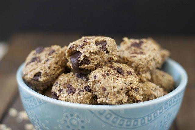 Homemade Oatmeal Raisin Cookies