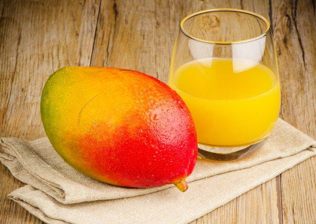 Mango Juice- for underactive thyroid.