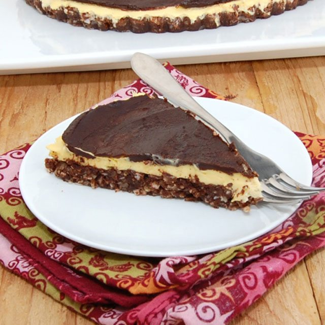 Nanaimo Bar Tart