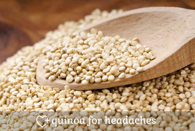 Quinoa for Headaches