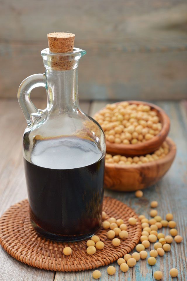 Soy Sauce for Diabetics
