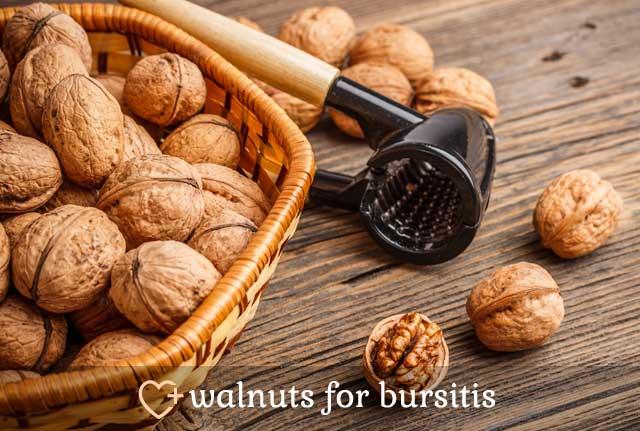 Walnuts for Bursitis