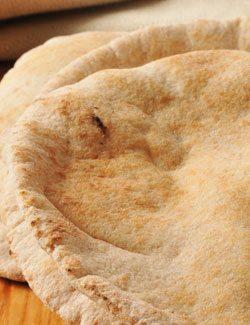 Whole Wheat Pita