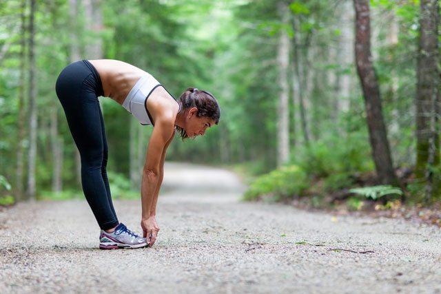Do a Stretch Routine