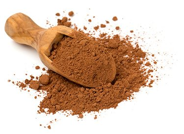 dark cacao powder