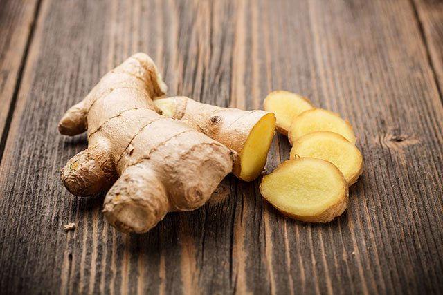 Ginger Speeds Up Your Metabolism