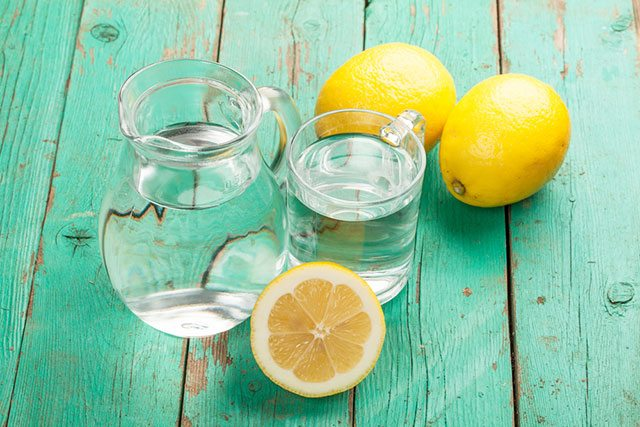 Lemon Water Speeds Up Your Metabolism