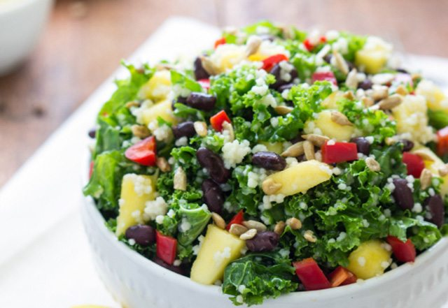 couscous detox diet salad