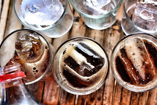 soda slows metabolism