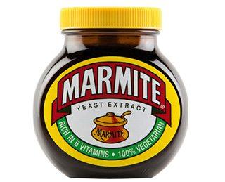 marmite burns fat