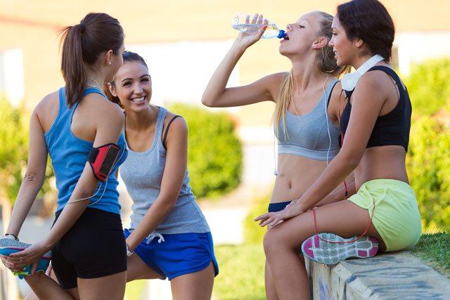 Fitness Class Motivation