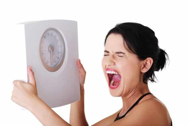 Weight Loss Frustration