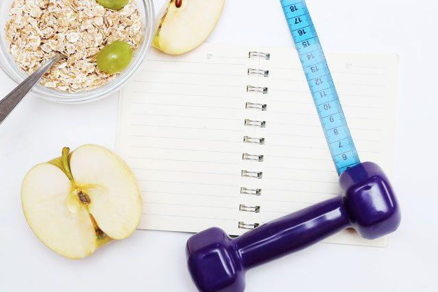 Weight Loss Food Journal