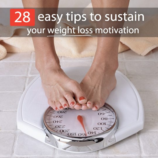 You will be amazed by how quickly these tips can increase your weight loss motivation.