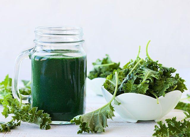Spirulina-veggie-smoothie