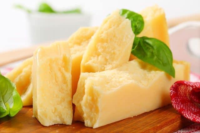Vitamin K2 cheese