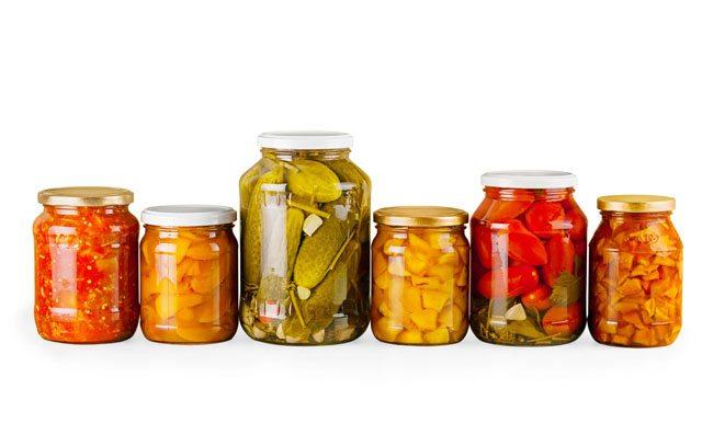 Vitamin K2 fermented foods