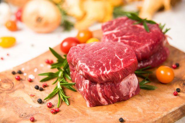 Vitamin K2 grass fed beef