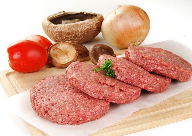 Vitamin K2 ground beef