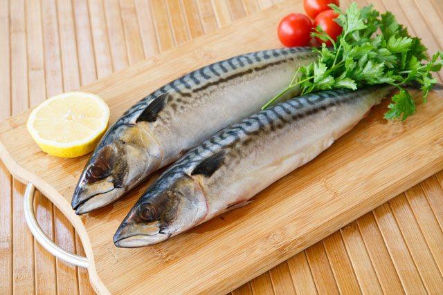 Vitamin K2 mackerel