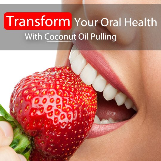 Want to save money on dental bills? Try coconut oil pulling!