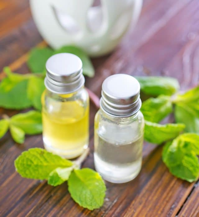 essential oils for oil pulling