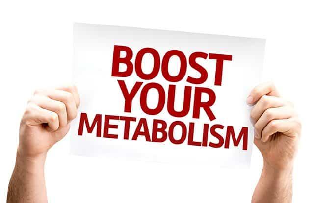 Fasting boosts metabolism