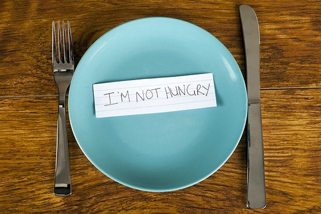 Skipping meals and hunger