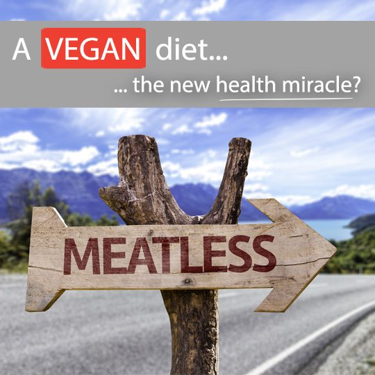 Vegan diet and health