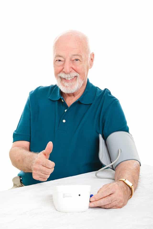 probiotics improve blood pressure