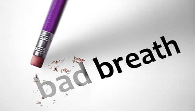 probiotics reduce bad breath