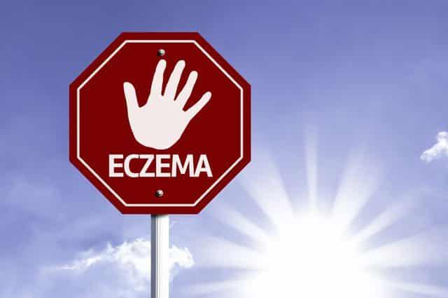 probiotics reduce eczema