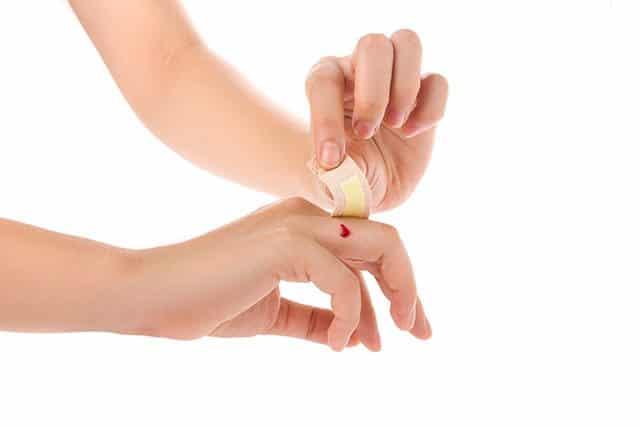 Kombucha for wound healing