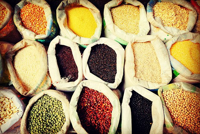Legumes for memory
