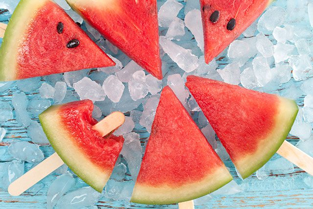 Watermelon for your brain