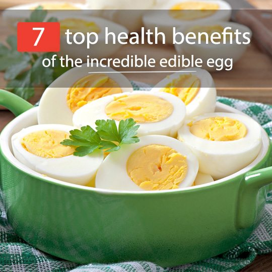 Check out these little known benefits of eggs for your health