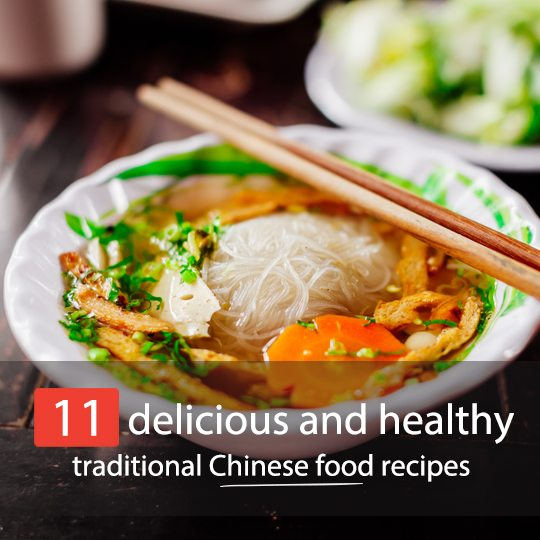 Ditch the takeout menu and try these delicious, healthy Chinese recipes!